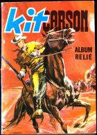 KIT CARSON  - Album N° 96 - Bücher, Zeitschriften, Comics