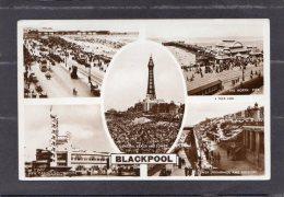 40925     Regno  Unito,   Blackpool,  VG  1956 - Blackpool