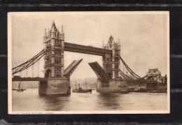 40926     Regno  Unito,     The  Tower  Bridge,  VG - Inghilterra