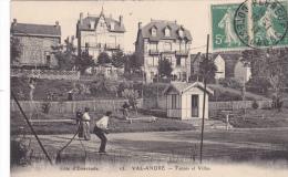 15 - VAL-ANDRE : Tennis Et Villas - Pléneuf-Val-André