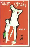 K7,VHS.MON ONCLE. Un Film De Jacques TATI. - Comedy