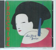 "CD   INDOCHINE  "" LE PERIL JAUNE "" - 11 TITRES - Musique & Instruments"