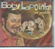 """2 CD  BOBY LAPOINTE  """" EN PUBLIC """" - 41 TITRES - Musique & Instruments"""