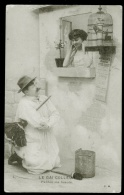 Le Gai Colleur [d'affiches] - Pardon Ma Beaute, Affiche Rivoire Et Carret Precurseur Vierge - Couples
