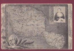 TAHITI -- 030913 -  La Reine POMARE IV Et Le Roi POMARE V - Tahiti