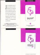 Telefonkarte  S 0 2031 09.94 3000 DTMe, 6,- DM, Evang. Kirchenwahl ´95, Damit Die Kirche Im Dorf Bleibt - Telefonkarten