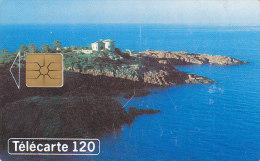 Telefonkarte  B48043018 - 08/94 - 4 000 000 Ex., 120 Unités, France Télécom, Atlantikküste - Landschaften