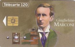 Telefonkarte  A39019123 - 07/93 - 2 000 000 Ex., 120 Unités, France Télécom, Historique Telecom. Giuglielmo Marconi - Telefone