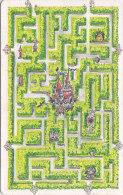 "Telefonkarte  PD - 2/97, 12 DM, DTMe, Labyrinth, ""Wozu Umwege Machen?"" Telefonkartenwerbung - Spiele"