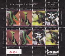 Costa Rica 2007 Postfris MNH Annimals - Costa Rica