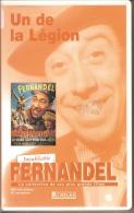 K7,VHS. UN DE LA LEGION. FERNANDEL, LE VIGAN, Suzy PRIM, Paul AZAIS. - Comedy