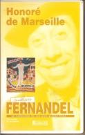 K7,VHS. HONORE DE MARSEILLE. FERNANDEL, ANDREX, Francis BLANCHE. - Comedy
