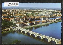 Roanne La Loire Et La Ville - Roanne