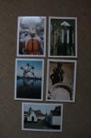 LOT 5 CARTES POSTALES BELGIQUE - Belgien