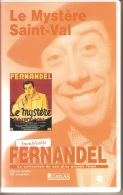 K7,VHS. LE MYSTERE SAINT-VAL. FERNANDEL, Pierre RENOIR. - Comedy