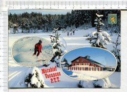 METABIEF - HOPITAUX NEUFS  -  Vacances  P.T.T. -  3 Vues - France