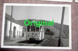 Tram - Autorail -   Radelange - Martelange