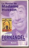 K7,VHS. LE ROSIER DE MADAME HUSSON. FERNANDEL, Françoise ROSAY. - Comedy