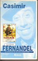 K7,VHS. CASIMIR. FERNANDEL, Bernard LA JARRIGE, Robert SELLER, ORBAL, Germaine MONTERO. - Comedy