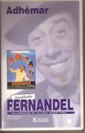 K7,VHS. ADHEMAR. FERNANDEL, Jacqueline BOUVIER, ANDREX, ARNAUDY, DUVALEIX. De Sacha GUITRY.. - Comedy