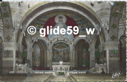 LOURDES - Intérieur De La Basilique - N° 113 - Lourdes