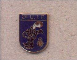 13cnp-59. Pin Emblema 2ª Unidad De Intervención Policial CNP - Policia