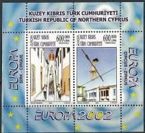 Europa 2002 - Chypre Turk // BF Neuf - MNH - 2002