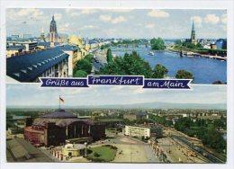 GERMANY - AK 168810 Grüsse Aus Frankfurt Am Main - Frankfurt A. Main