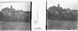 V0881 - ALLEMAGNE - FÜSSEN - Plaques De Verre