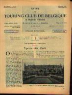 Dans « Touring  Club De Belgique» 01/03/1935 : « Une Prodigieuse Restauration - YPRES, Cité D'art» - Kranten