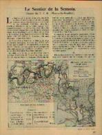 Dans « Touring  Club De Belgique» 01/06/1935 : « Le Sentier De La Semois - Sentier FLORENVILLE-BOUILLON» - Kranten