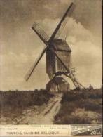« Touring  Club De Belgique» 15/06/1935 : Photo De Couverture « VORSSELAER - Moulin à Vent» - Kranten