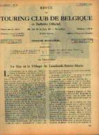 Dans « Touring  Club De Belgique» 01/07/1935 : « Le Site Et Le Village De LOMBEEK-SAINTE-MARIE» - Kranten