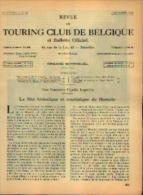 Dans « Touring  Club De Belgique» 15/10/1935 : « Le Site Historique Et Touristique De HERZELE - Kranten