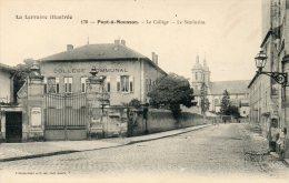 54   PONT A MOUSSON             Le Collège Le Séminaire - Pont A Mousson