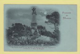 CAP MARTIN --> Monument érigé Au Cap Martin à Sa Majesté Elisabeth, Impératrice D´Autriche Et Reine De Hongrie - Roquebrune-Cap-Martin
