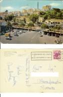 Francavilla Al Mare (Chieti): Scorcio Panoramico. Cartolina Viag. 1965 (animata, Auto, Targhetta 100° Capitanerie Porto) - Chieti