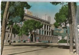 CPM     MONACO         1955          LE PALAIS PRINCIER       ENTREE      POSTES DE GARDE   CANONS - Palais Princier