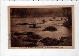 Monthermé, Ardennes 08, La Semoy Aux Rapides De Phades - Ed Deloche - Bazard - YT 679 - CAD Levrezy TTB - Montherme
