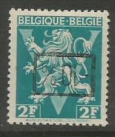 724 H  *  Surch. Renversée - 1946 -10%