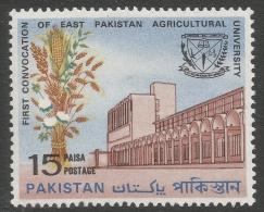 Pakistan. 1968 1st Convocation Of East Pakistan Agricultural College. 15p MH - Pakistan