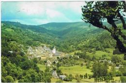 "France:12.aveyron. St Chely D'aubrac. ""vue Generale"" - Frankreich"