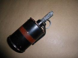Grenade à Main RG 42 Fumigène, Pays De L'Est - Equipement