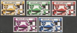Malawi 1970 Christmas. MH Complete Set - Malawi (1964-...)