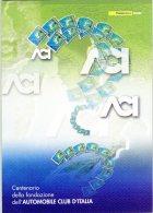 2005 Italia, Folder ACI , AL FACCIALE - 6. 1946-.. Repubblica