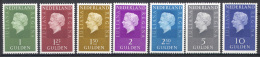 Olanda 1969/73 Unif. 883/85B **/MNH VF - Period 1949-1980 (Juliana)