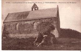 Tréveneuc (Etables-sur-Mer)-La Fontaine Et Chapelle St-Marc-Environs De St-Quey -cachet Daguin Saint-Quay Portrieux-scan - Etables-sur-Mer