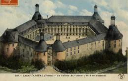 89-SAINT-FARGEAU-Le Chateau,,,,, - Saint Fargeau