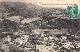 ENVIRONS DE SAINT-PONS BRASSAC ET LE SOMMAIL 34 HERAULT - Non Classés
