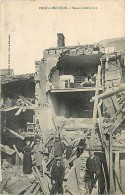 Août13c 343 : Pont-à-Mousson  -  Maison Bombardée - Pont A Mousson